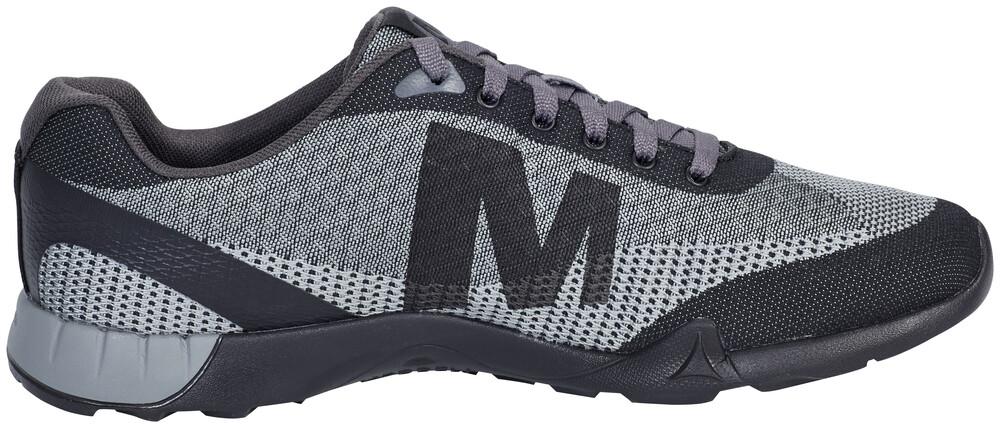 Merrell Versent Chaussures grisnoir